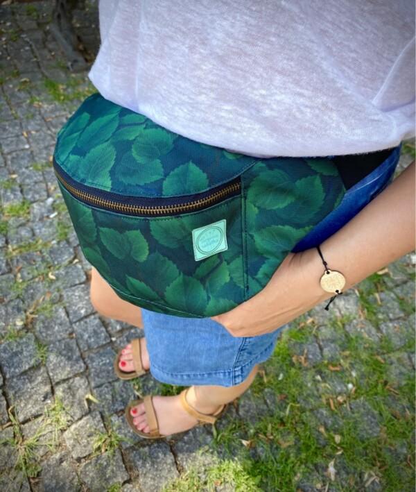 Nerka zielone liście
