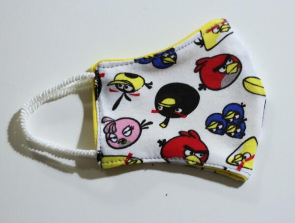 Maseczka Angry Birds