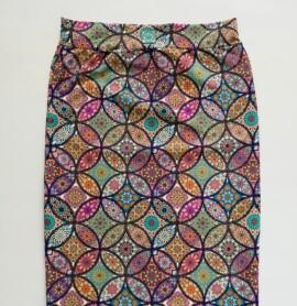 Spódnica w mandale