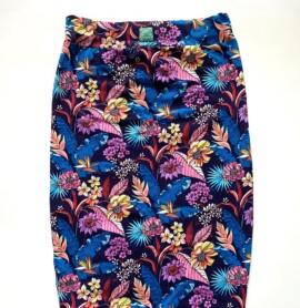 Spódnica kolorowa dżungla