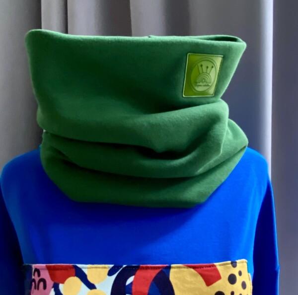 Komin zielony
